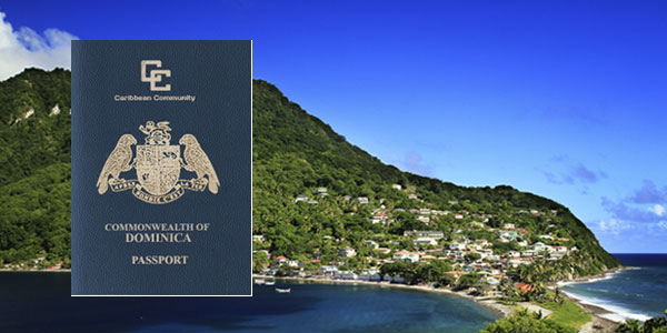 buy Dominica passport